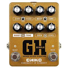 Okko Diablo GH Signature « Effectpedaal Gitaar