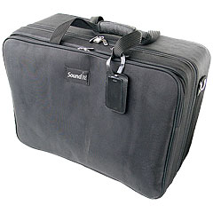Soundline Trumpet Case for 3 trumpets « Gigbag Blaasinstrument