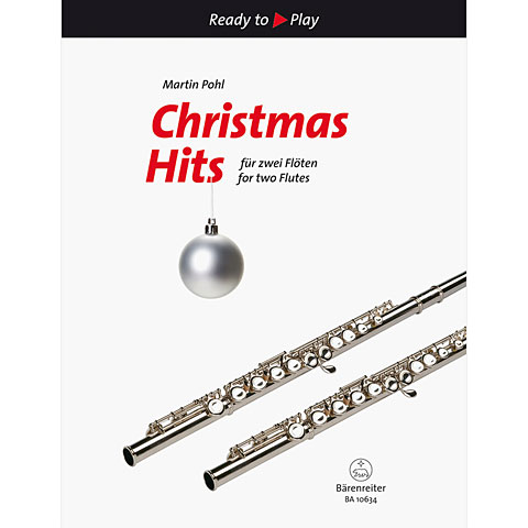 Music Notes Bärenreiter Christmas Hits