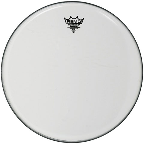 Remo Emperor Smooth White 6  Tom Head