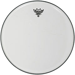 "Remo Emperor Smooth White 13"" Tom Head « Peau de tom"