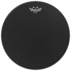 "Remo Emperor Black Suede 16"" Bass Drum Head « Parches para bombos"