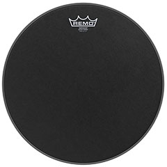 "Remo Emperor Black Suede 18"" Bass Drum Head « Parches para bombos"