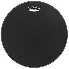 "Remo Emperor Black Suede 22"" Bass Drum Head « Parches para bombos"