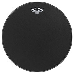 "Remo Emperor Black Suede 26"" Bass Drum Head « Parches para bombos"