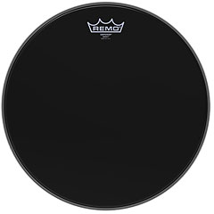 "Remo Emperor Ebony 14"" Tom Head « Parches para Toms"