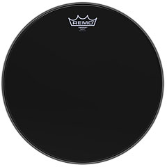 "Remo Emperor Ebony 16"" Tom Head"
