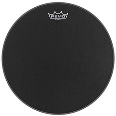 "Remo Emperor X Black Suede 10"" Snare Head Black Dot « Δέρματα snare"