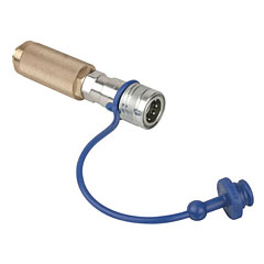 Showtec Showtec CO2 Bottle to 3/8 Q-Lock adapter « Podiumeffect Accessoires