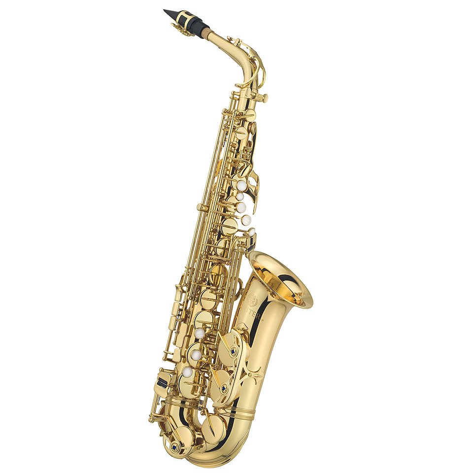 Saxophone - Jupiter JAS701Q Altsaxophon - Onlineshop Musik Produktiv