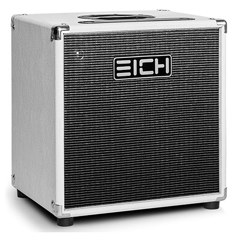 Box E-Bass Eich Amps 112XS-8 WH