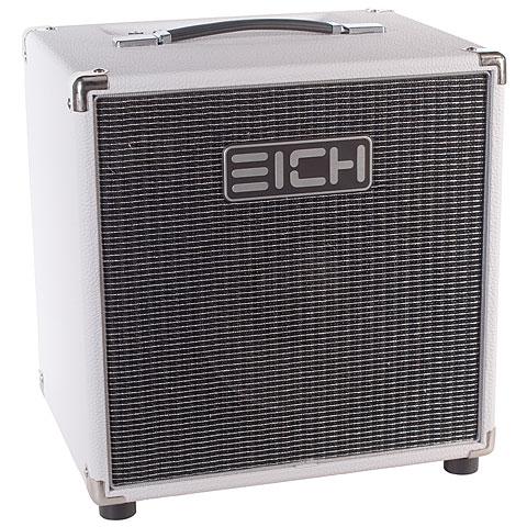 Amplificador bajo eléctrico Eich Amps BC 112 WH