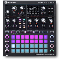 Novation Circuit Mono Station « Σινθεσάιζερ