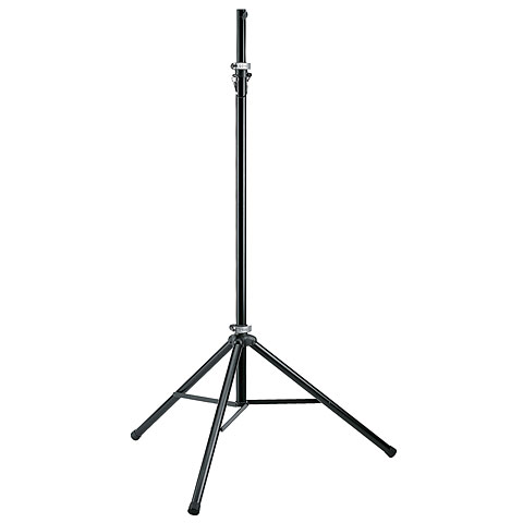 Soporte para luces K&M 24625 Lighting stand - black anodized