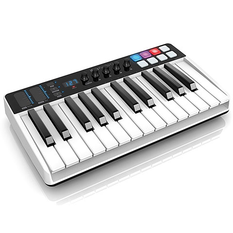 IK-Multimedia iRig Keys I/O 25