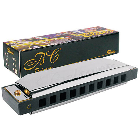 Belcanto Blues Harp C-Dur
