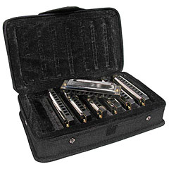 Belcanto Blues Harp Set im Case « Diatonische-harmonica