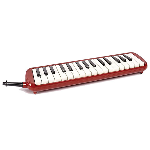Belcanto Melodica M-032-BC red