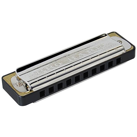 Harmonica diatonique Belcanto St. Louis Pro Series Db-Dur