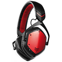 V-Moda Crossfade Wireless Rouge « Auriculares