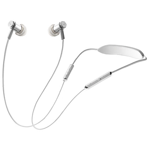 Auriculares In Ear V-Moda Forza Metallo Wireless Silver