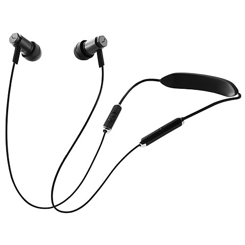 In-Ear Earpieces V-Moda Forza Metallo Wireless Black