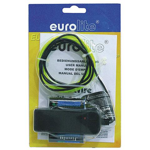 Eurolite EL-Schnur 2 mm, 2 m, gelb