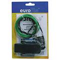 Eurolite EL-Schnur 2 mm, 2 m, grün « Dekoleuchte