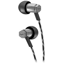 V-Moda Forza Metallo Black iOS « Auriculares In Ear