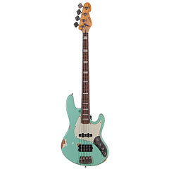 Sandberg California TM4 RW SG HCR BI « Electric Bass Guitar