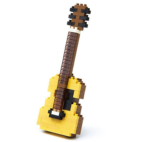 Bosworth Nanoblock Acoustic Guitar