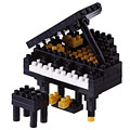 Bosworth Nanoblock Grand Piano black « Assembly Kit
