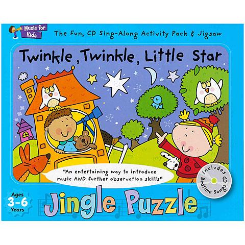 Artículos de regalo Bosworth Jingle Puzzles Twinke Twinkle Little Star