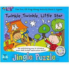 Bosworth Jingle Puzzles Twinke Twinkle Little Star « Geschenkartikel