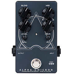 Darkglass Alpha Omicron « Bass Guitar Effect