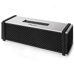 V-Moda REMIX Silver Bluetooth Speaker « Enceintes actives
