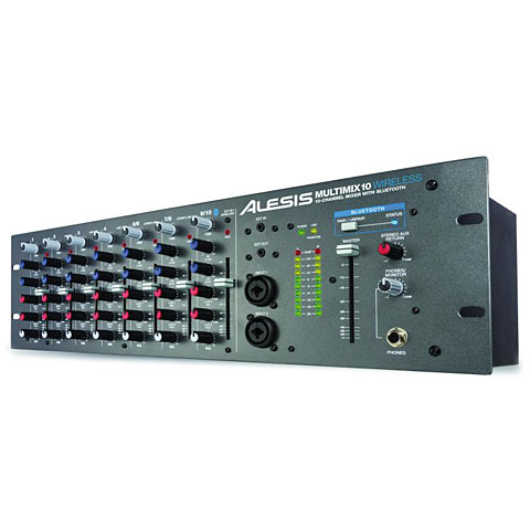 Mischpult Alesis MultiMix 10 wireless