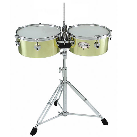 Gon Bops Alex Acuna Signature Timbales