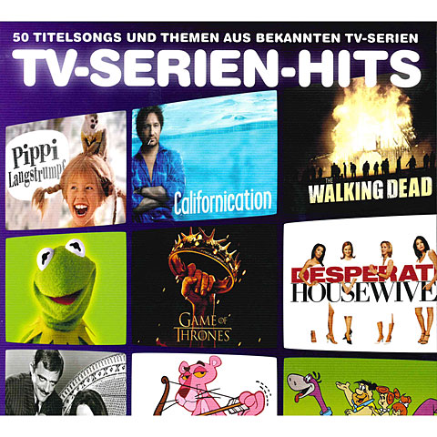 Bosworth TV-Serien-Hits