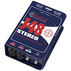 Radial J48 Stereo « DI-Box