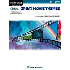 Hal Leonard Great Movie Themes for Flute « Play-Along