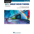 Play-Along Hal Leonard Great Movie Themes for Flute