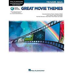 Hal Leonard Great Movie Themes for Tenor Sax « Play-Along