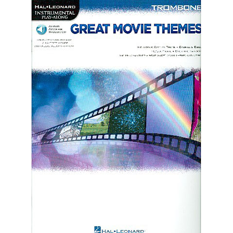 Hal Leonard Great Movie Themes for Trombone