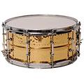 """Caja Ludwig Supraphonic 14"""" x 6,5"""" Hammered Bronze Snare"""