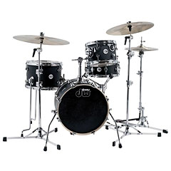"DW Design 16"" Black Satin Mini Pro Set « Batería"