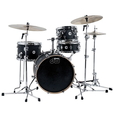 DW Design 18  Black Satin Mini Pro Set