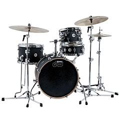 "DW Design 18"" Black Satin Mini Pro Set « Drumstel"