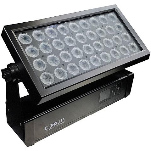 Lámpara LED Expolite TourCyc 540 RGBW IP65