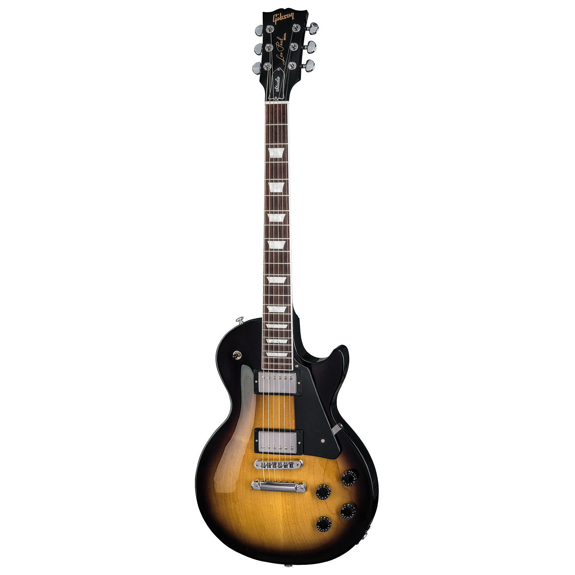 Gibson les paul studio 2018 vintage sunburst e gitarre for Paul s garden studios